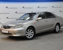 Toyota Camry: 2004 2.4 AT седан Москва 2.4л 490000 Р